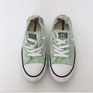 Converse Mint Sneakers
